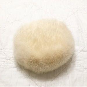 Saks Fifth Avenue | Vintage Mink Fur Hat